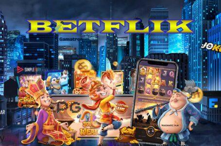 ถ้ายังไม่รู้ว่าจะเล่นสล็อตเกมไหนดี สมัครสมาชิกที่เว็บ Betflik เลือกได้มากกว่าทุกที่
